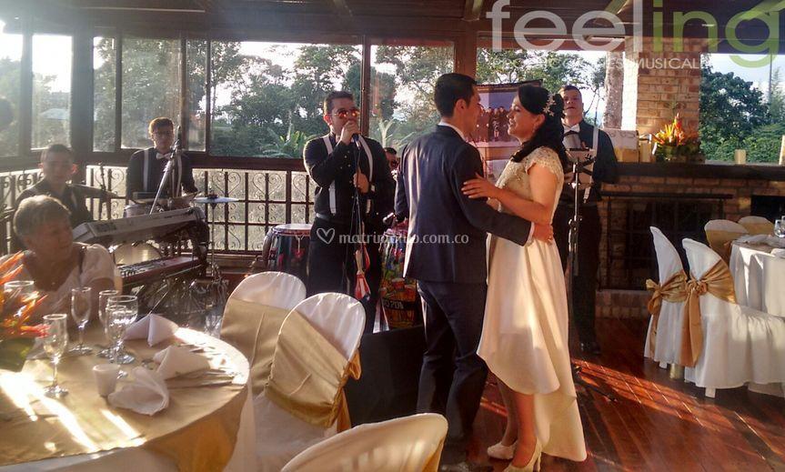 Matrimonio Luisa y Diego