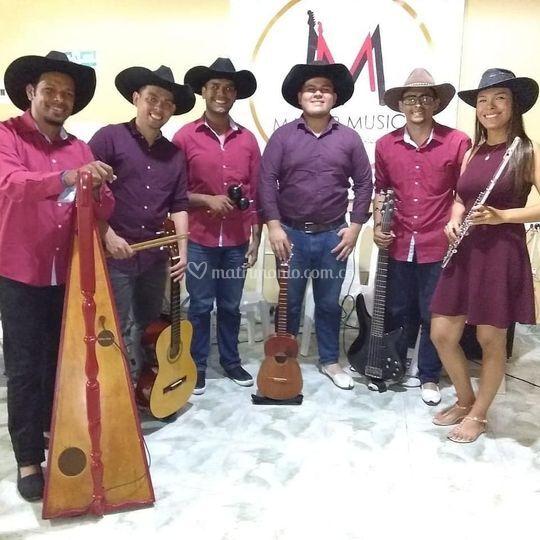 Grupo pajarillo cruzao ganador