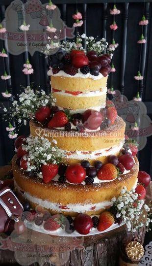 Nacked Cake!