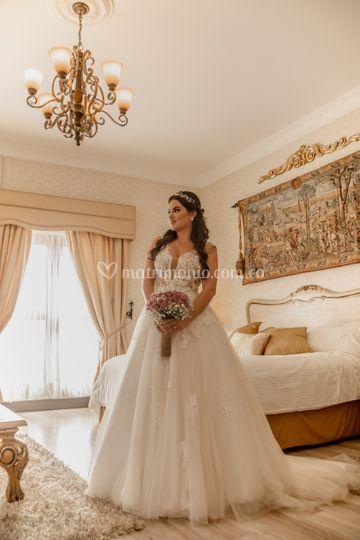 Una novia maravillosa