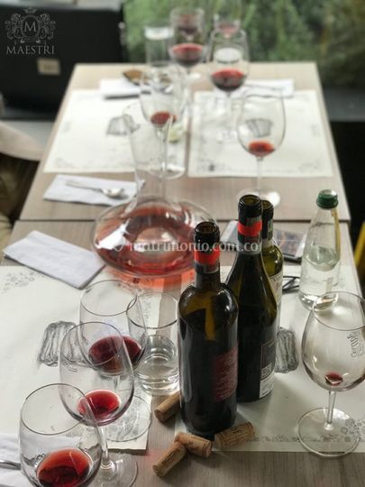 Asesorías de vinos