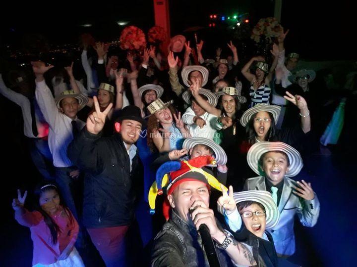 Dj Party Sensation