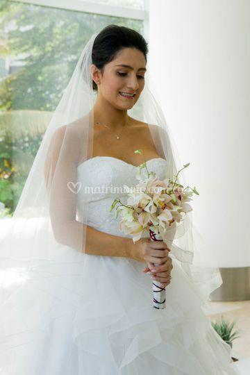 Novia dia de mi boda