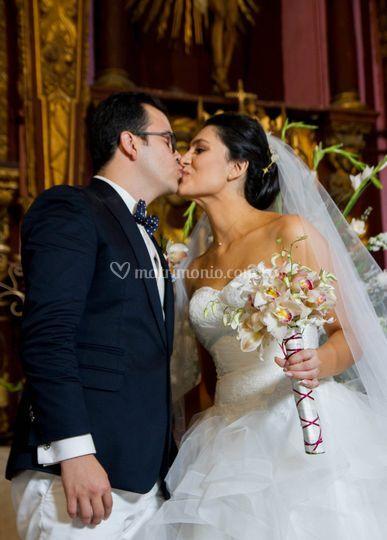 Nuestro   besos  de amor