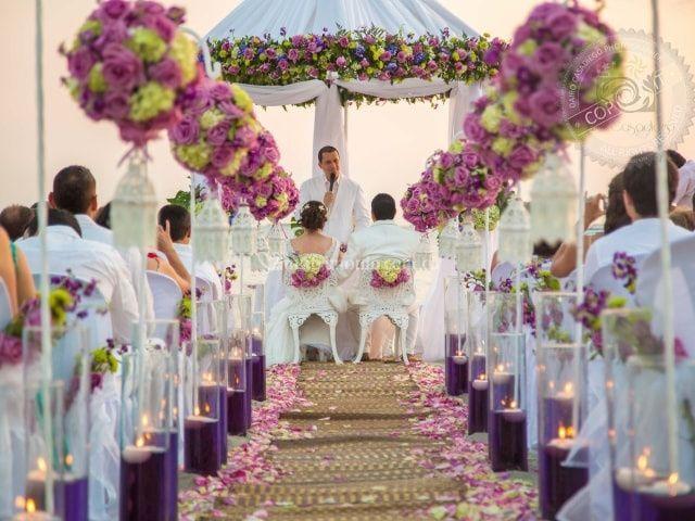 Ceremonia  boda (wedding)