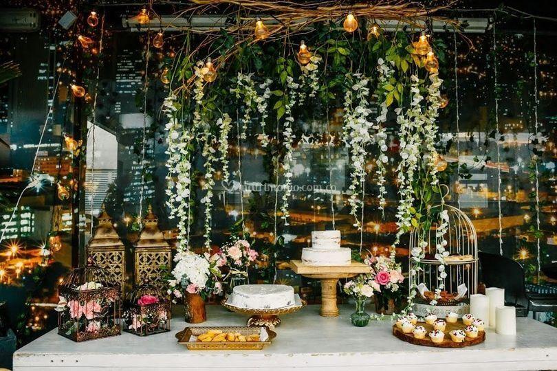 Alquiler y decoración eventos