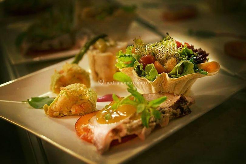 Plato gourmet