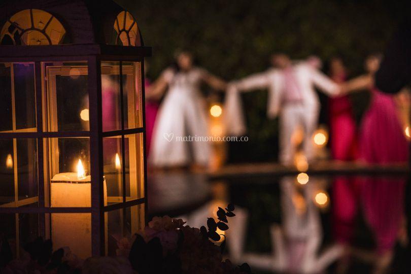 Fotógrafo de bodas Bogotá