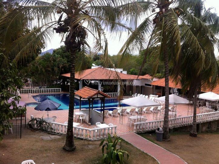 Hotel Campestre Chicala