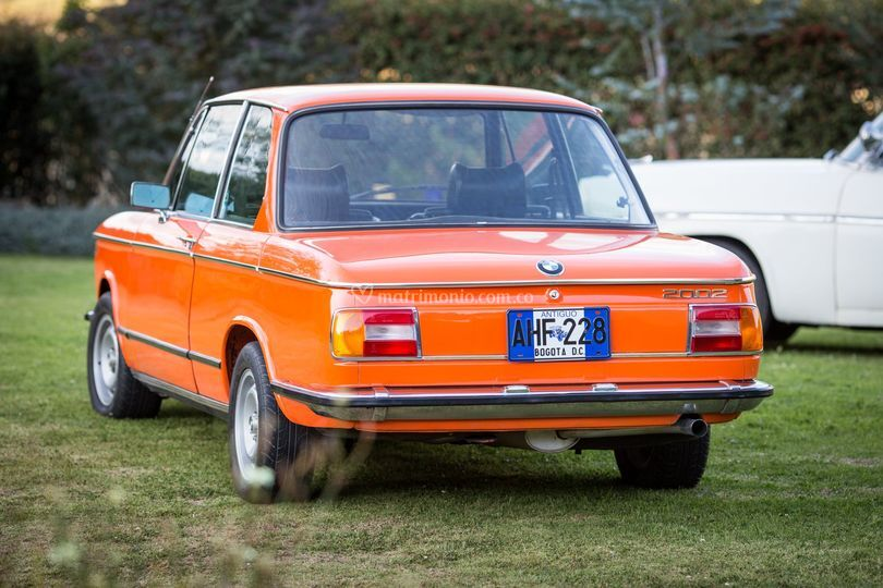 BMW  2002, 1974 - Clásico