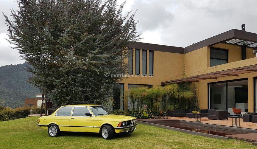 BMW 323i 1982 - Clásico