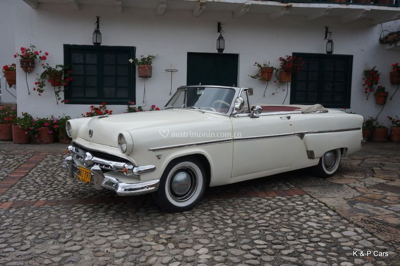 Ford Convertible 1954