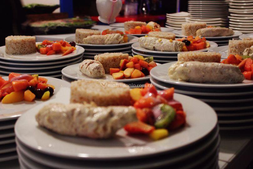 Catering Gerizim