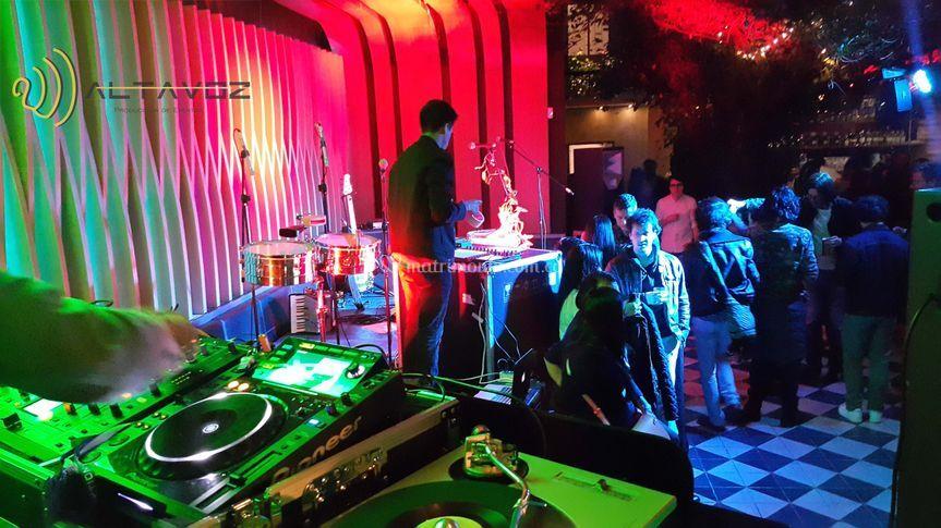 DJ y sonido
