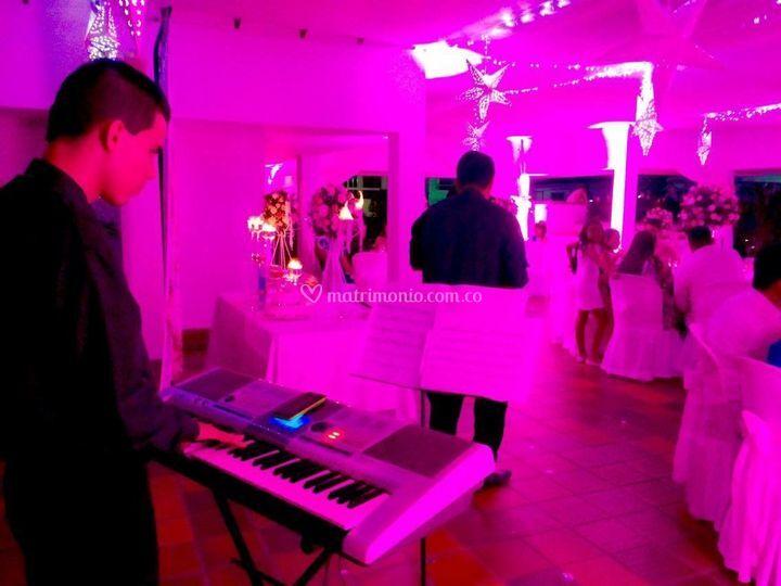 Artistas para bodas