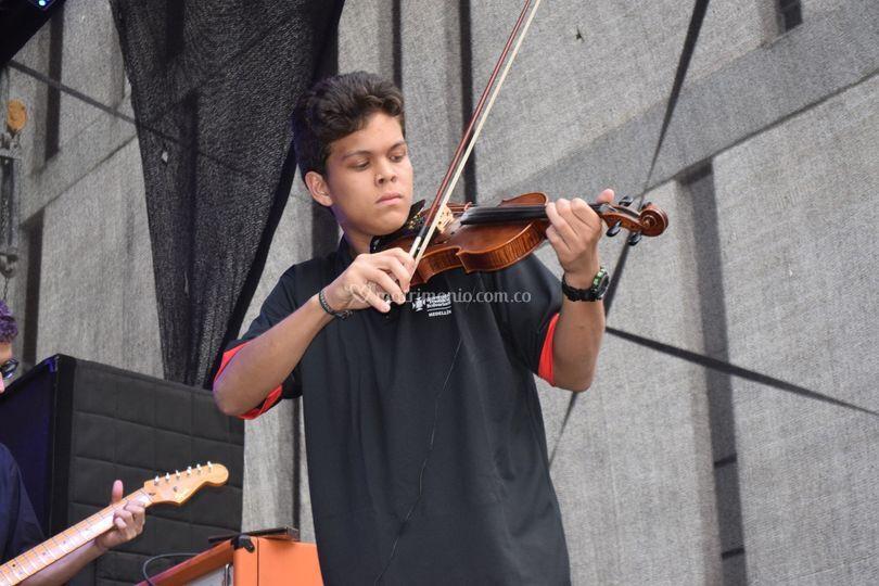 Melodías en violín