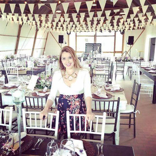 Sandra Muñoz Wedding planner