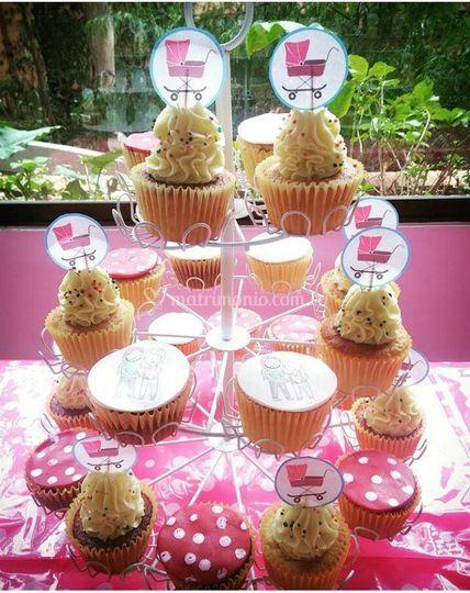 Soportes para cupcakes