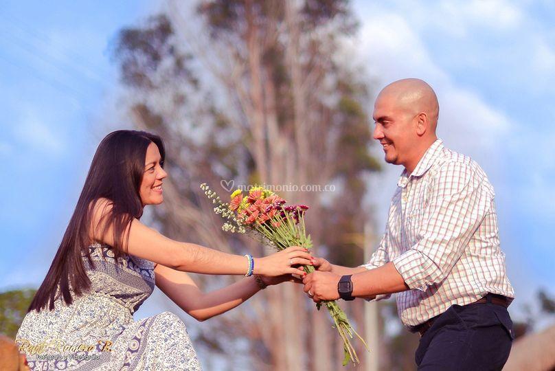Silvia y Mauricio