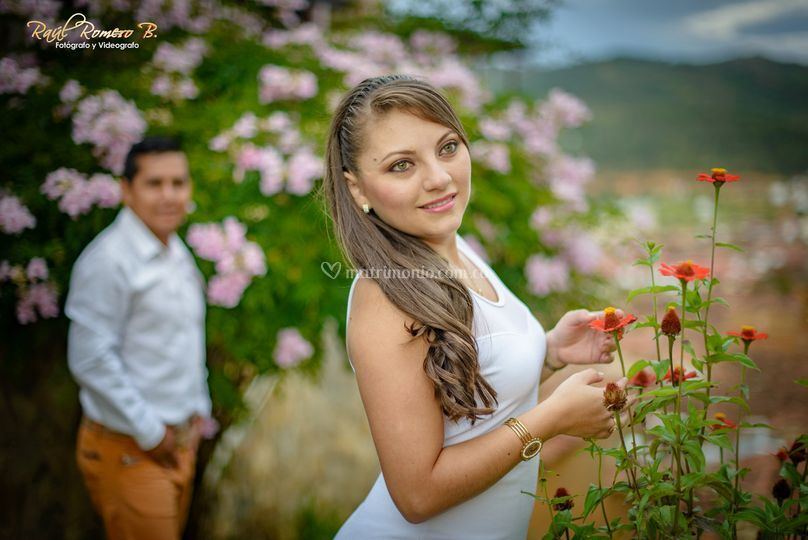 Viviana y Farid