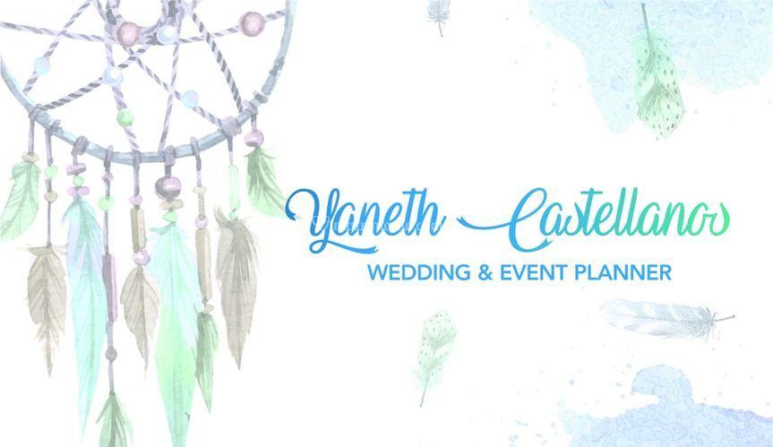 Logo Yaneth Castellanos