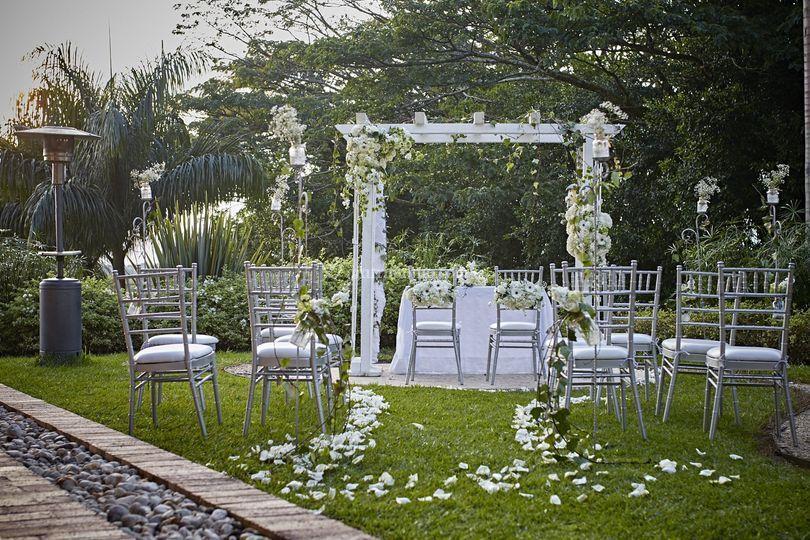 Ceremonia Parasol