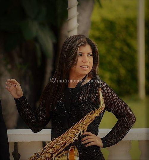 Yurany Show Saxofón