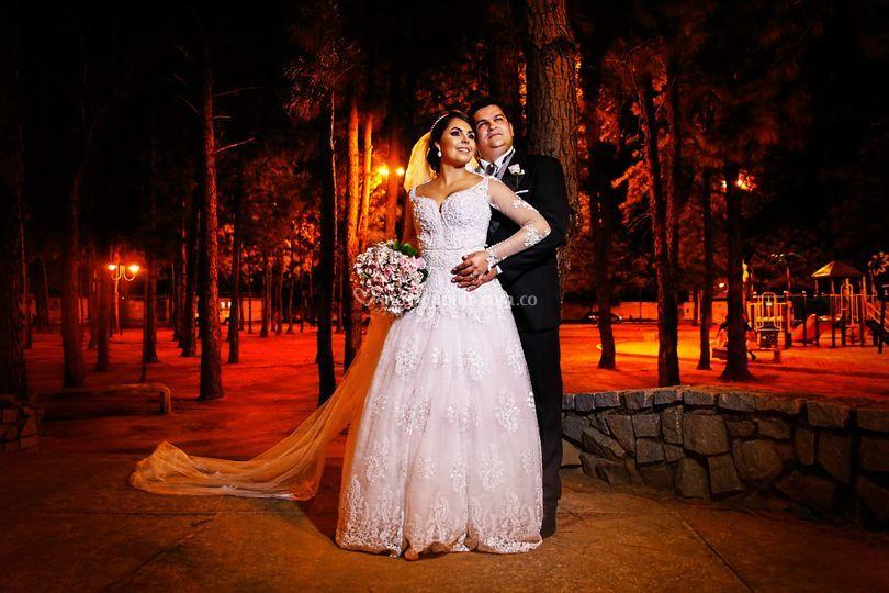Giovanna y Carlos