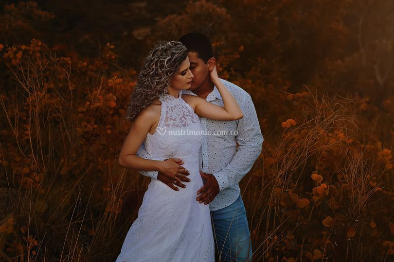 Sesión Trash the Dress