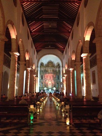 Decoración catedral