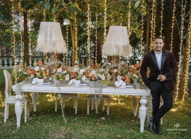 Wedding planner-Floral Design