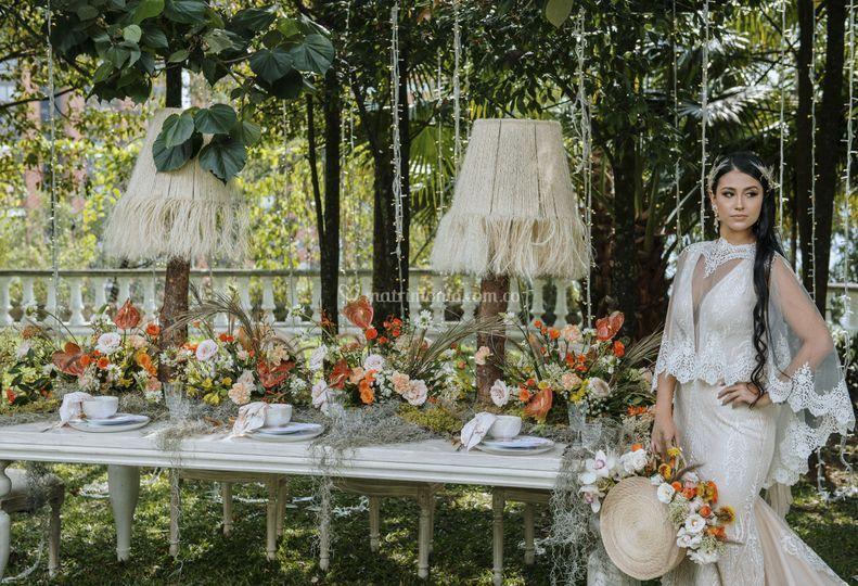 Madeira Flores y Diseño