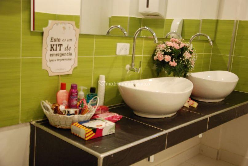Kit baños