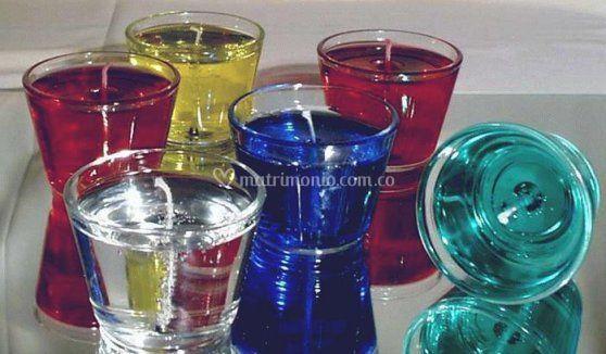 Copas gel colores mil