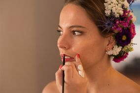 Ana Del Río Makeup