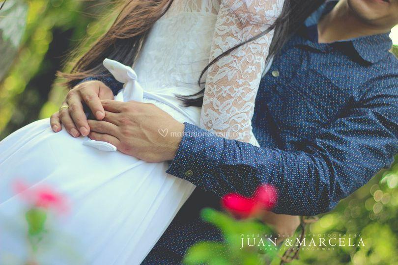 Marcela & Juan