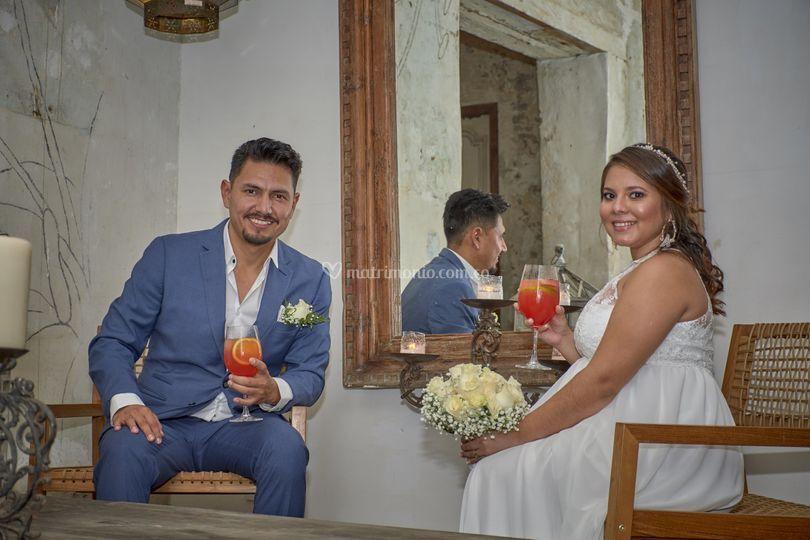 Laura & Javier