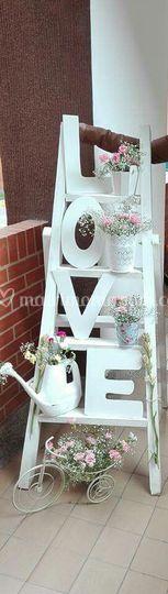Escalera love