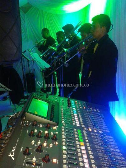 Amplificación de orquestas