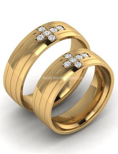 Argollas matrimonio arg-14