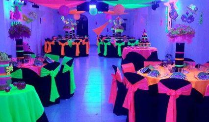 Salón de Eventos Diana Bernal