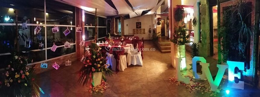 Lobby salón