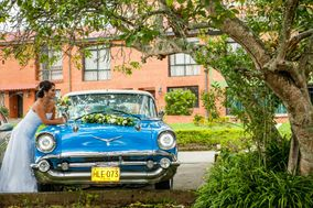 Carolina Ramos - Chevrolet Belair 1957