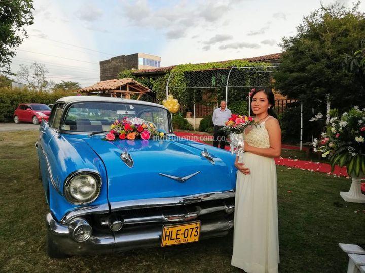 Chevrolet Belair 1957
