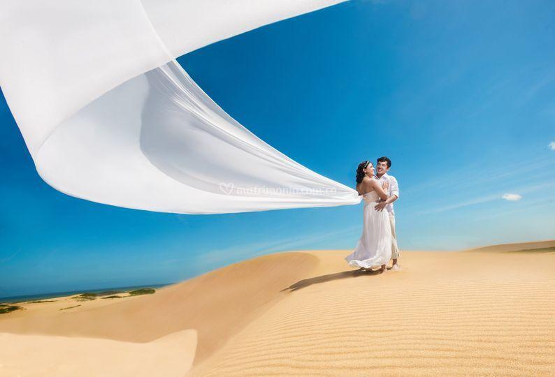 Preboda dunas de Taroa