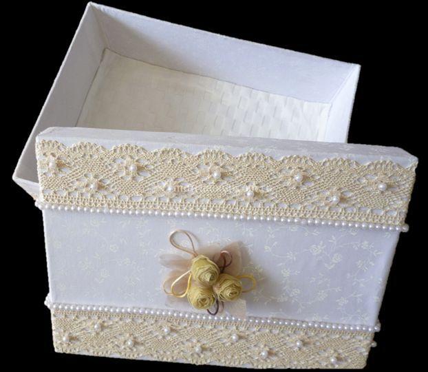 Caja ajuar novia