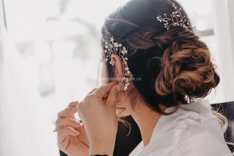 Andreah - makeup & hair artist
