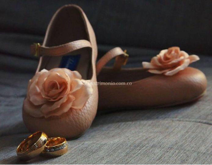 Calzado exclusivo pajesitos