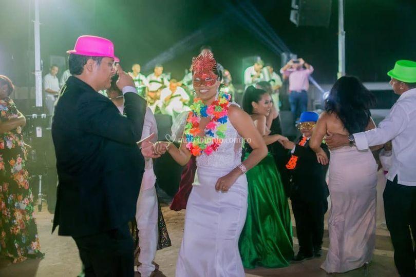 Boda en Uribia, Guajira