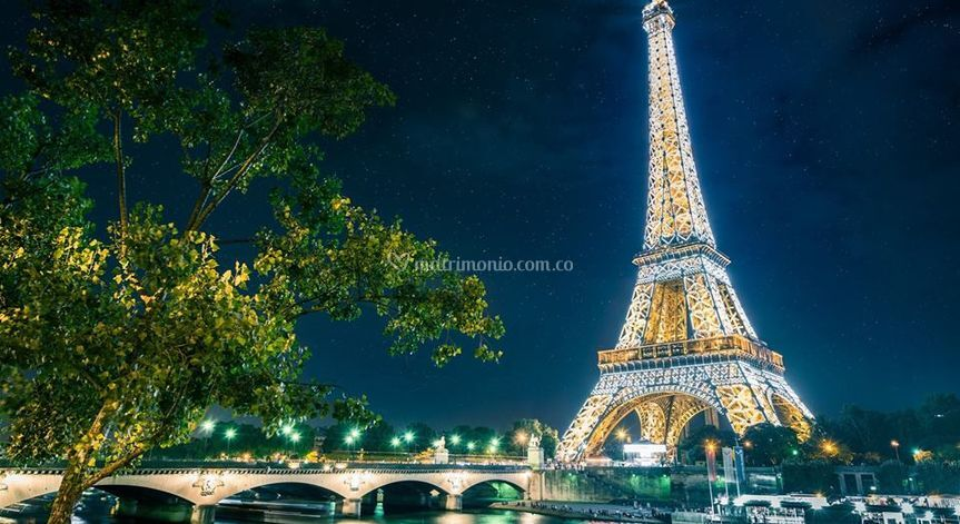 París ciudad de amor